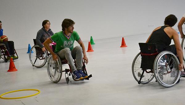 Accueil des étudiants handicapés à l'université de Bourgogne