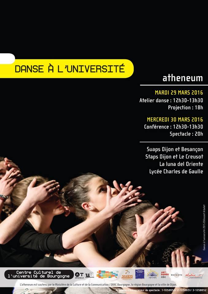 Danse à l'université