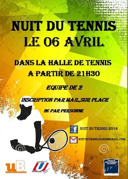 Nuit du tennis