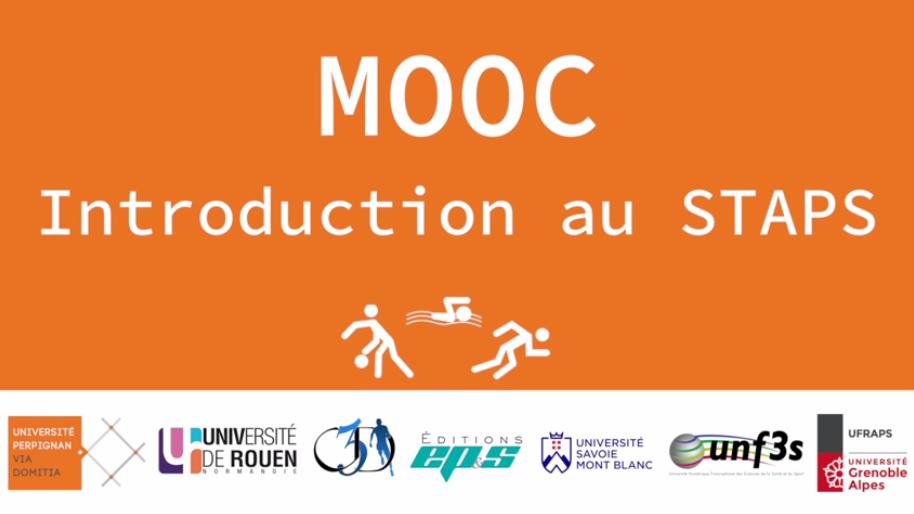 MOOC STAPS