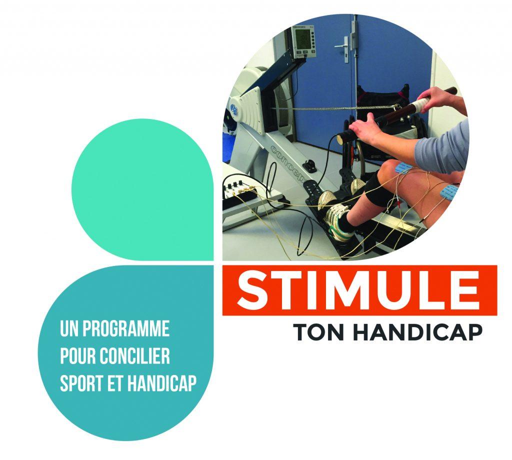 Logo Stimule Handicap